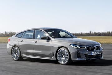 Facelift voor BMW 6-serie Gran Turismo