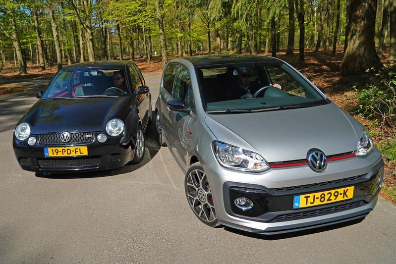 Volkswagen Lupo GTI & Volkswagen Up GTI - Oud & Nieuw