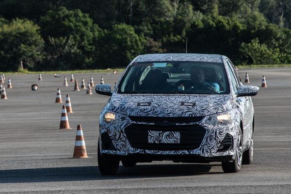 Nieuwe Chevrolet Onix ook naar Zuid-Amerika