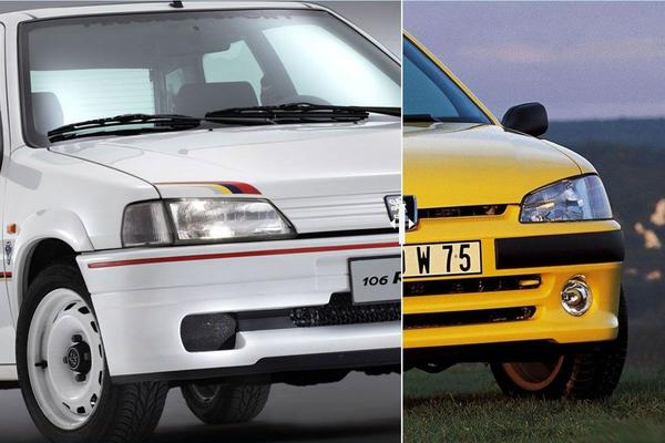 Facelift Friday: Peugeot 106