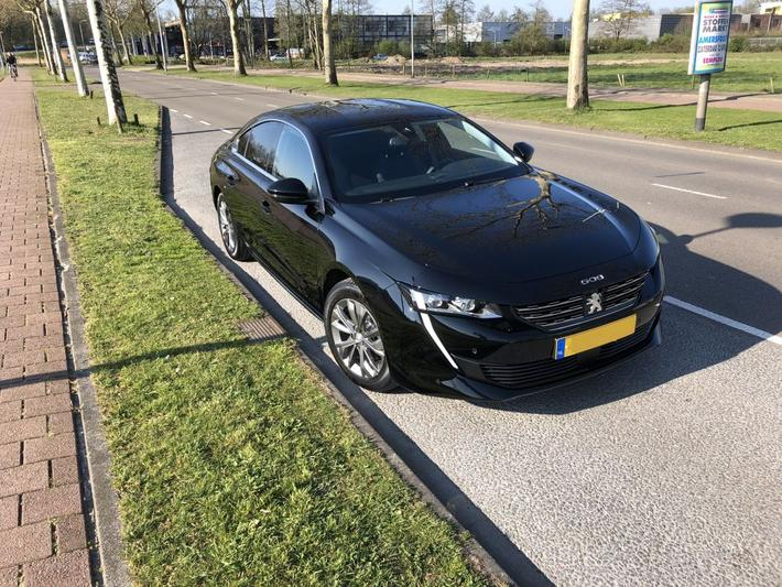 Peugeot 508 Blue Lease Allure PureTech 180 (2019)