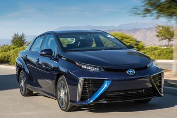 Toyota Mirai 'Innovatie van het decennium'