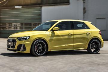 Audi A1 ontmoet Abt