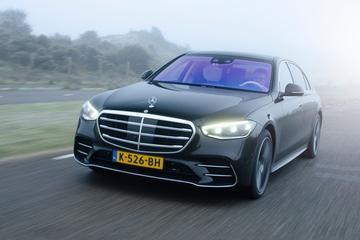 Mercedes roept S-klasse terug om productiefout