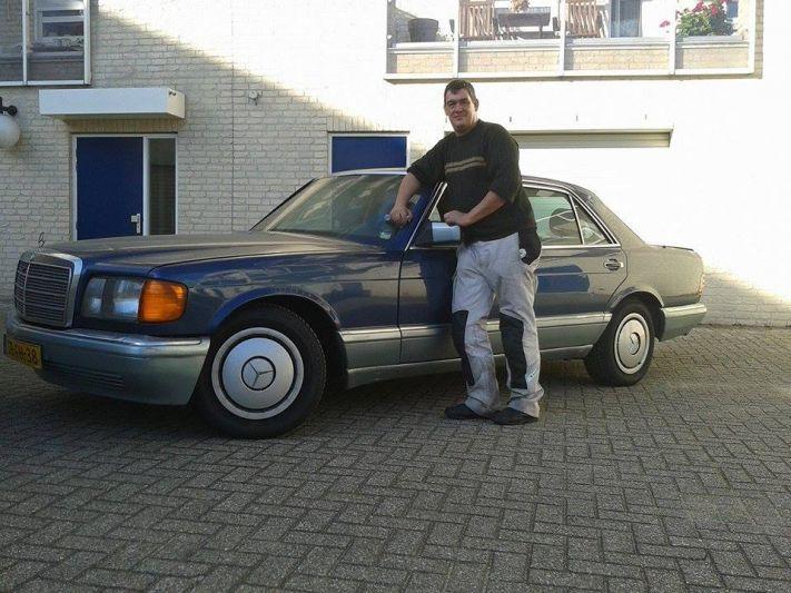 Mercedes-Benz 260 SE (1988)