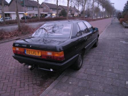 Audi 100 CC 2.2 1984