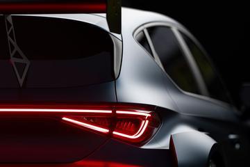 Nieuwe Seat Leon in TCR-trim