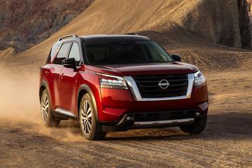 Nissan Pathfinder geheel nieuw