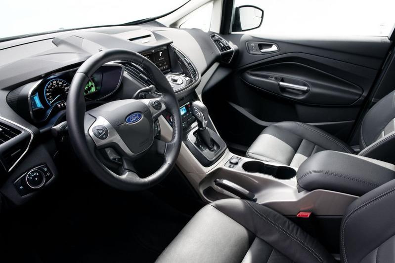 Ford C Max 2 0 Plug In Hybrid Titanium Plus 2015 Review