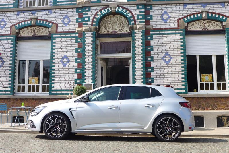 Renault Mégane Turbo 280 Rs 2018 Review Autoweeknl