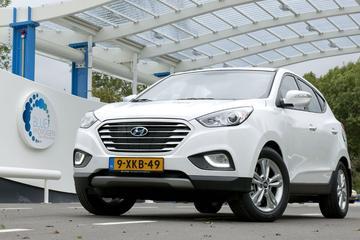 Hyundai ix35 Fuel Cell enorm afgeprijsd