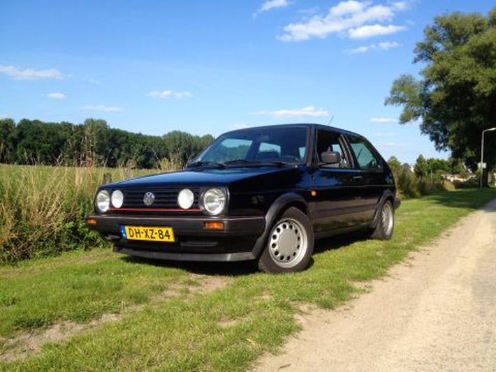 Volkswagen Golf 1.3 CL (1991)