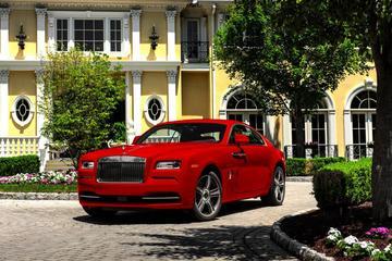 Rolls-Royce Wraith St. James: extra exclusief