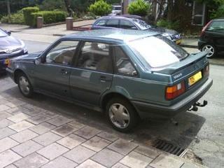 Volvo 440 GL 64kW (1989)