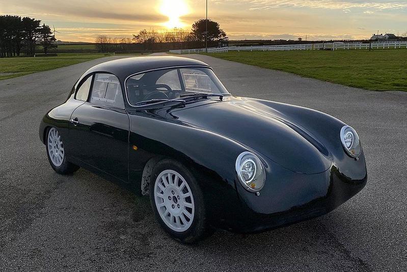 Watt Electric Vehicle Company komt met 'elektrische Porsche 356'