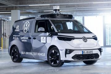 Autonome Volkswagen ID Buzz: dit jaar de weg op