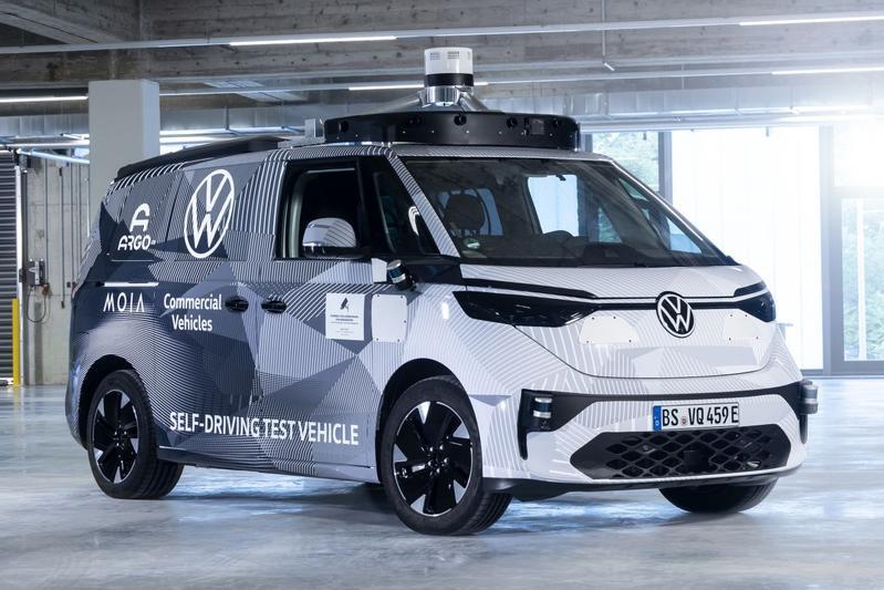 Volkswagen ID Buzz AD