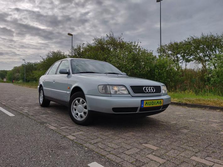 Audi A6 2.8 quattro (1996)