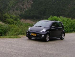 Daihatsu Sirion 2 1.3 16V DVVT Sport (2009)