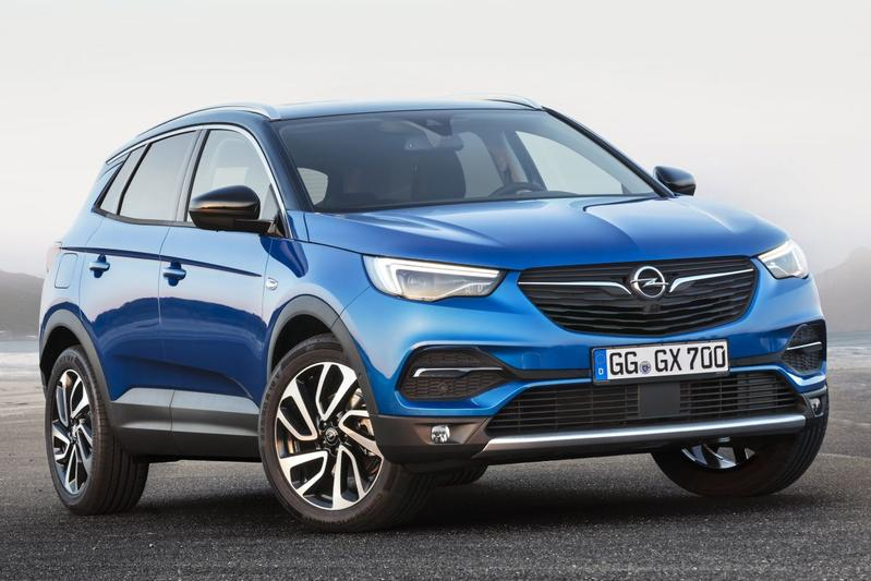 Opel Grandland X 1.2 Turbo 130pk Business Executive (2020)