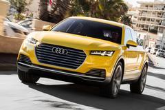 Audi Q3 komt in 2018, Q4 in 2019