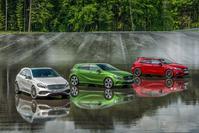 Mercedes-Benz A-klasse familie