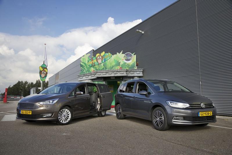 Ford Grand C-Max - Volkswagen Touran