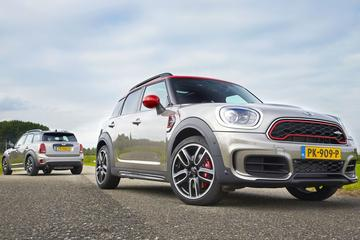 Mini Countryman John Cooper Works - Mini Countryman S E