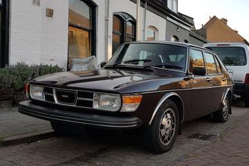 In het wild: Saab 99 (1977)