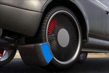 Uitvinding moet vervuiling door banden tegengaan