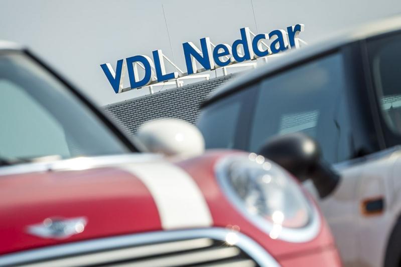 Mini VDL Nedcar (foto ANP)
