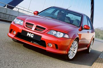 Facelift Friday: Rover 45/MG ZS