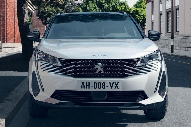 Facelift Friday: Peugeot 3008 5008
