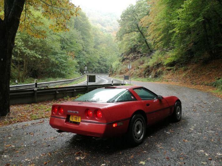 Chevrolet Corvette (1988)