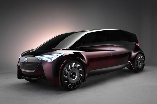 Toyota Fine-Comfort Ride Concept klaar voor Tokyo