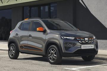 Prijzen elektrische Dacia Spring bekend
