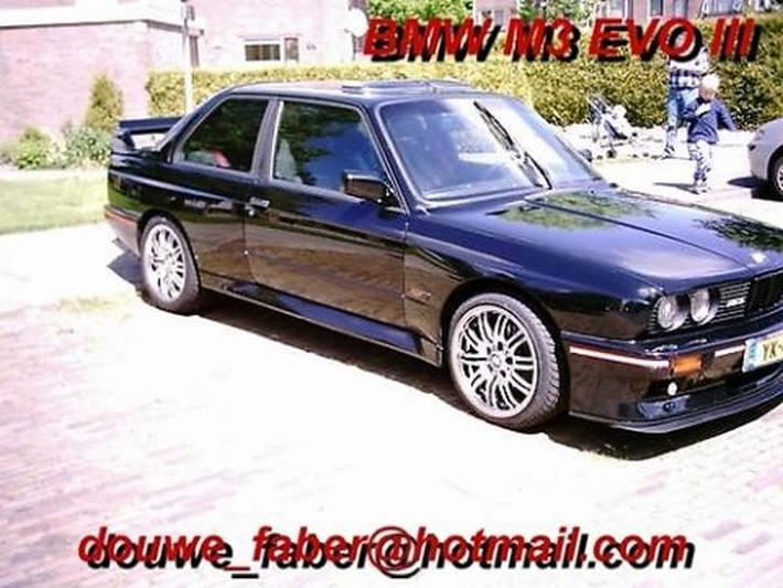 BMW M3 (1990)