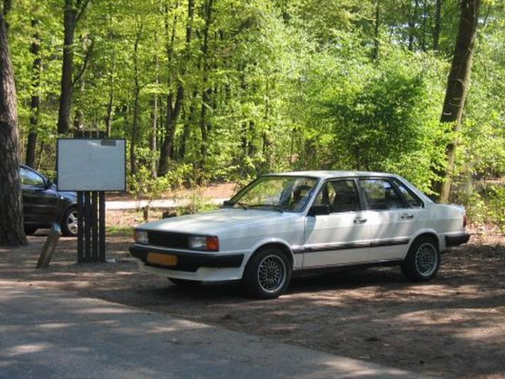 Audi 80 2.0 CD (1984)
