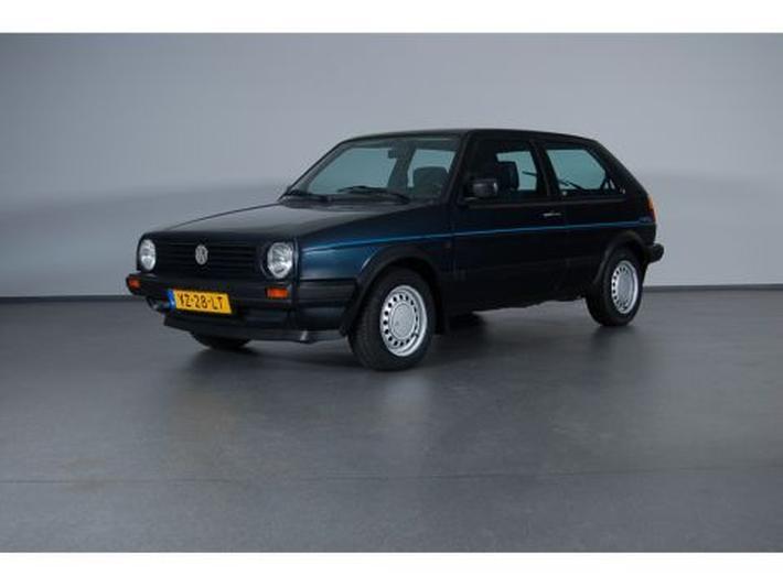 Volkswagen Golf 1.8 CL (1990)