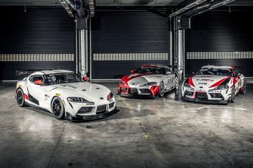 Deze Toyota GR Supra GT4 komt voor iedereen