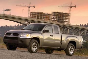 De Tweeling: Dodge Dakota - Mitsubishi Raider