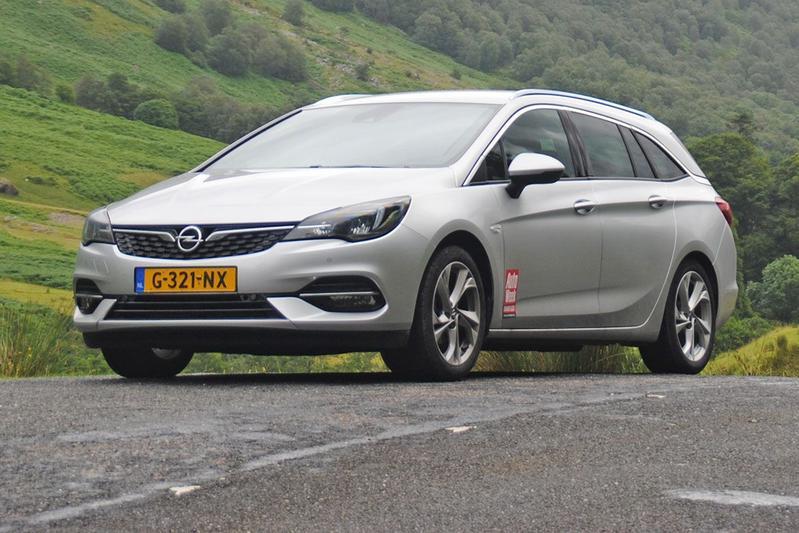 Opel Astra Sports Tourer - Afscheid duurtest