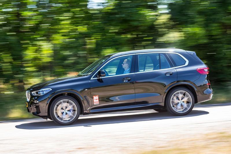 BMW X5 - Afscheid Duurtest