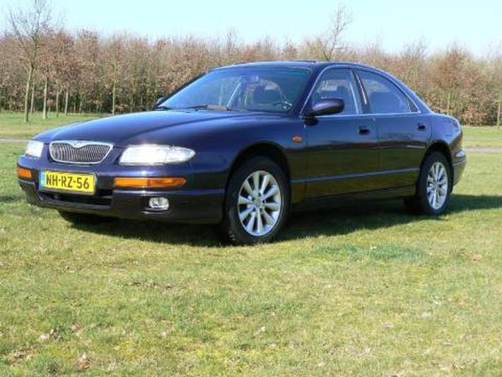 Mazda Xedos 9 2.5i V6 (1996)