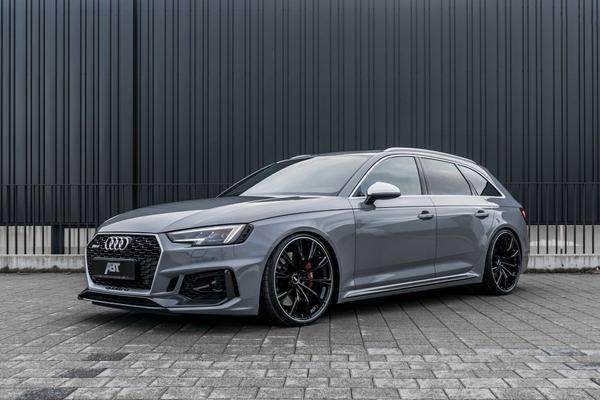 Audi RS4 Avant volgens Abt