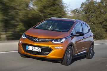 Gereden: Opel Ampera-e