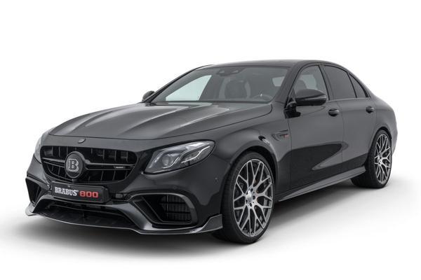 Mercedes-AMG E 63 S volgens Brabus