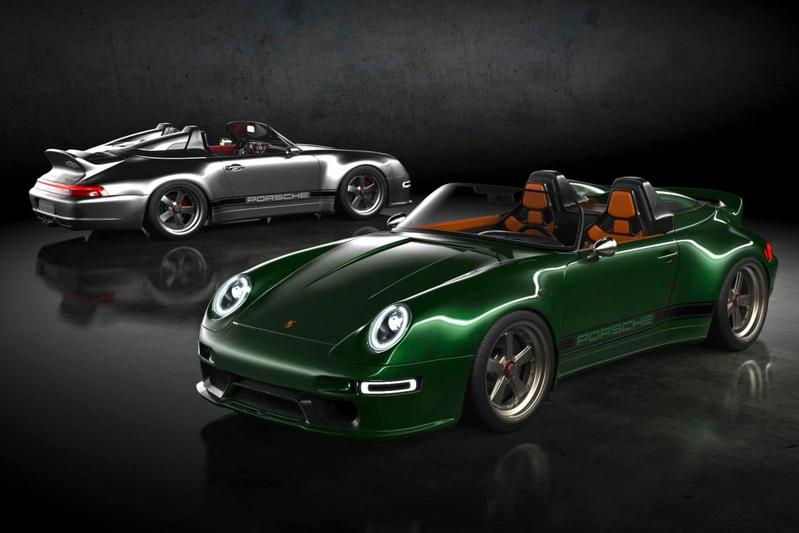 Gunther Werks 993 Speedster Remastered
