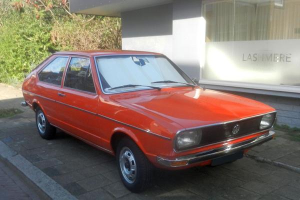 In het Wild: Volkswagen Passat B1 (1974)