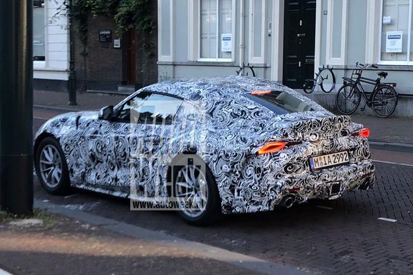 'Toyota Supra wordt hybride'